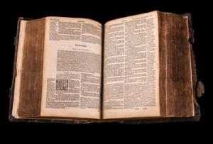 ~Geneva Bible 1594~